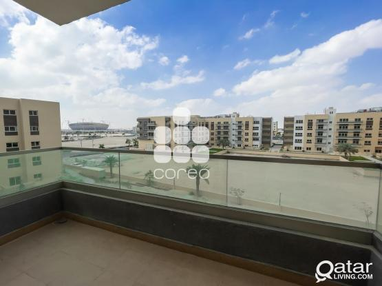 1 BR Apartment with Balcony