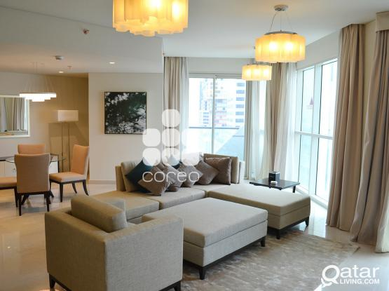 New 2 Bedroom Apartment in Lusail Marina
