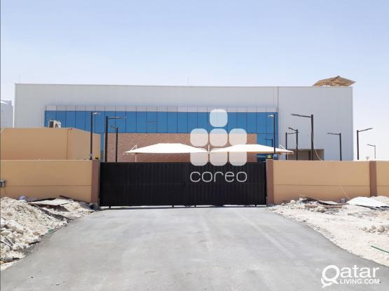 Brand New Factory for Sale in Umm Saied