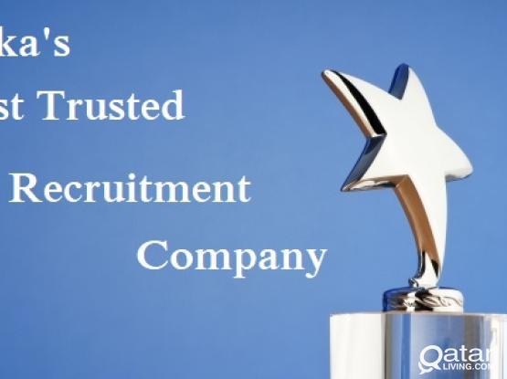 BUSINESS SERVICES - Recruitment & Staffing in Qatar   Qatar