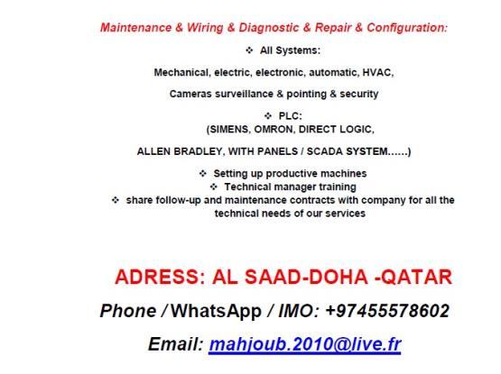 Building Maintenance Companies in Qatar | Qatar Living