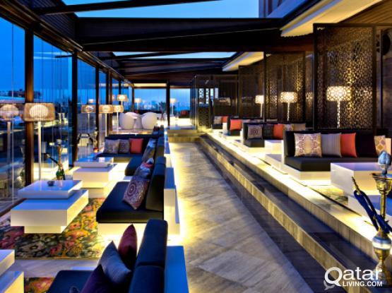 Shisha Terrace @ Four Seasons, Doha