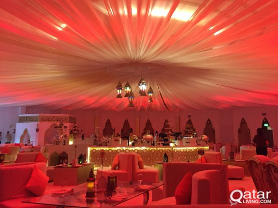 Taste the difference  - Suhoor at Al Gassar Resort, St. Regis Doha
