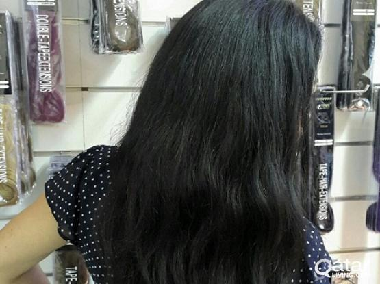 TGBB Clip-In Hair Extensions