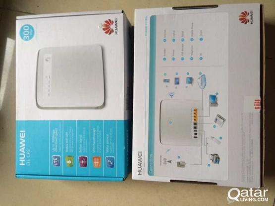 LTE 4G+ Mobile Broadband Router / 4G Plus Huawei