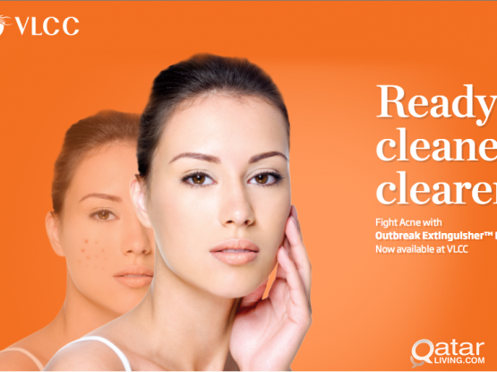 Presenting VLCC's Outbreak Extinguisher Blemish Defense - The Complete Acne Treatment System!