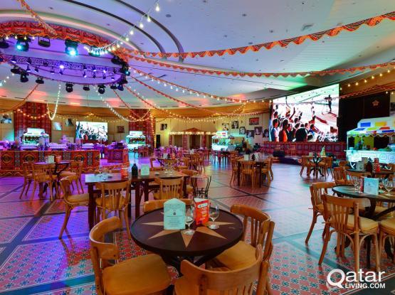 Celebrate Ramadan 2016 at St Regis Doha