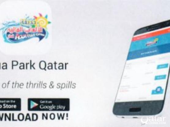 Aqua Park Qatar launches new app to help fun-loving park enthusiasts