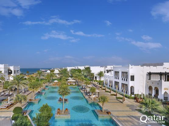 Sharq Village & Spa, a Ritz-Carlton hotel August and september 2016 events and promotions
