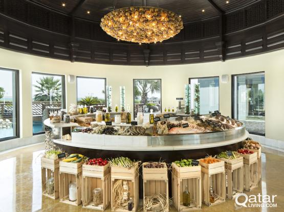 Sharq Village & Spa, a Ritz-carlton Hotel October - November 2016 Events and Promotions
