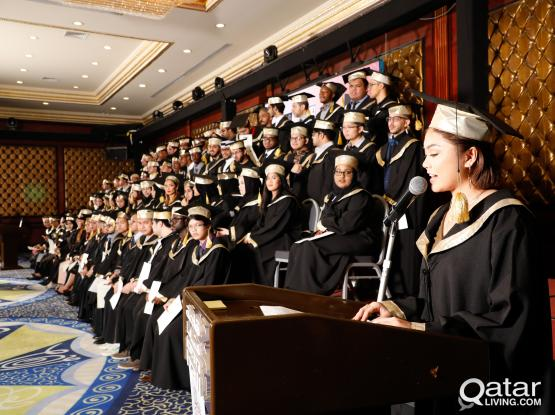 Aptech Qatar Graduation Ceremony 2018