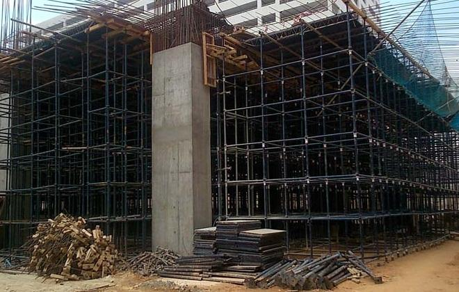 Scaffolding and Form Work Services