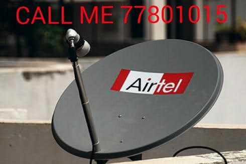 I DO ANY SATELLITE DISH TV WARK JUST CALL ME 77801