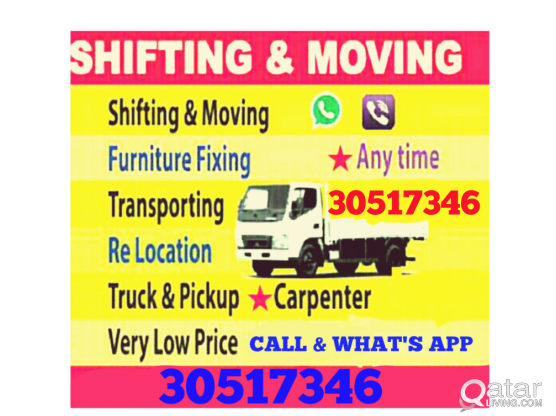 Moving & shifting carpenter labor30517346 what