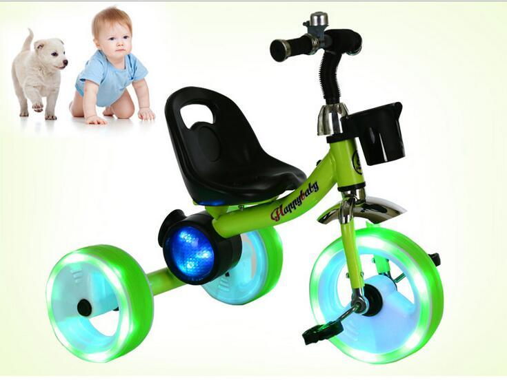 Children's tricycle bicycle pedal bicycle lig