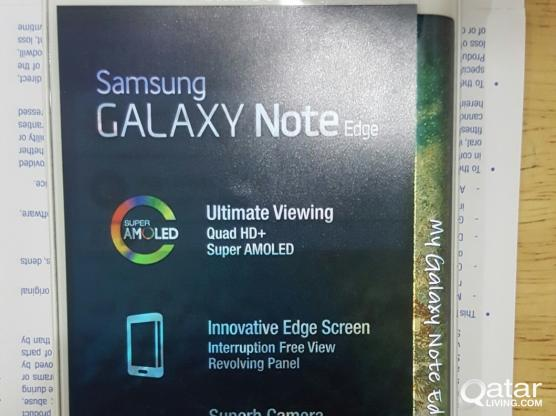 Samsung Galaxy Note Edge 32GB For Sale Almost Bran
