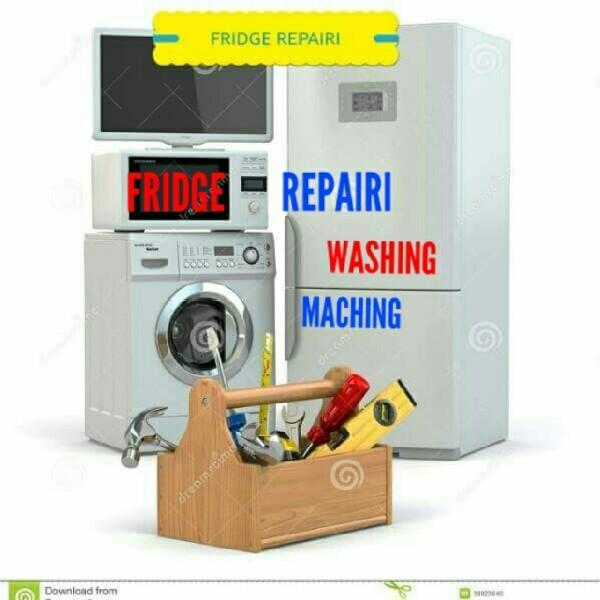Refrigerator, washing machine repaier C. 55547280