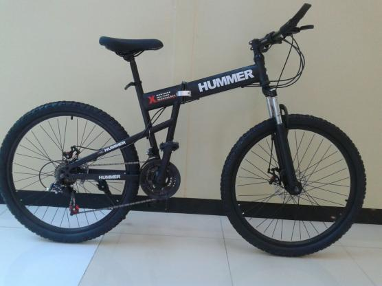 BRAND NEW HUMMER 21 SPEED SHIMANO