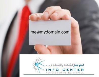 Domain & E-mail Hosting-Infocenter