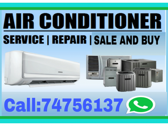 A/C Sale and Service, Repair, Remove Call:74756137