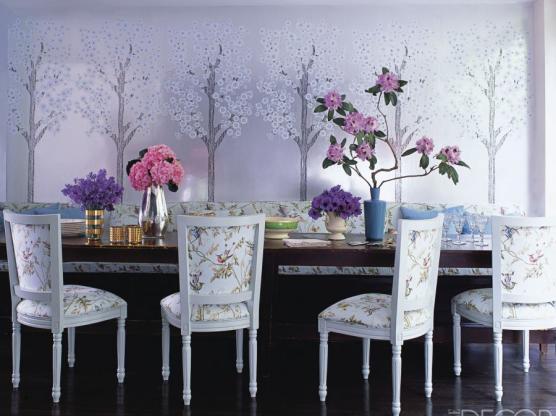 Wallpaper, Paint, Curtains, Tiles, Marbles & G