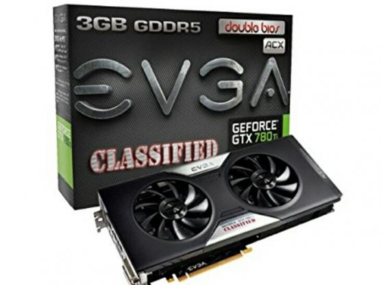 EVGA GTX 780 ti