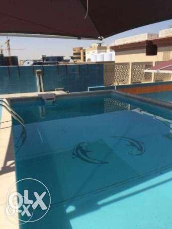 Luxury FF 1-Bedroom Flat in Umm Ghwailina