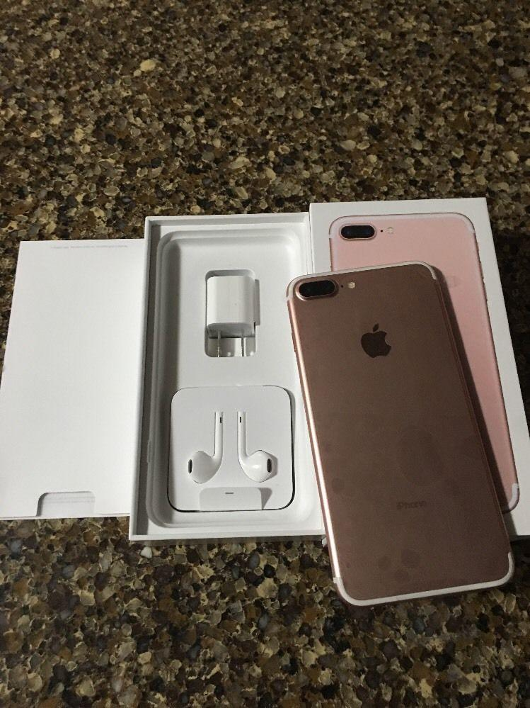 CONTACT WHATSAPP: +66952940337 iPhone 7 Plus 128gb