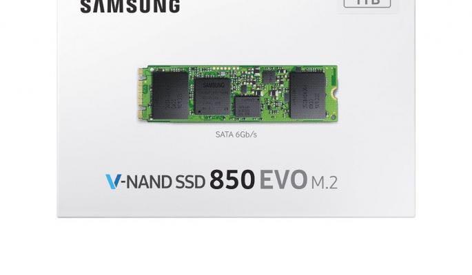 1 TB SSD (M.2)