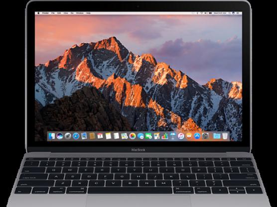 MacBook Retina- Space Gray
