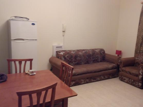 2BED, 2 BATH FURNISHED FLAT OLD AIRPORT