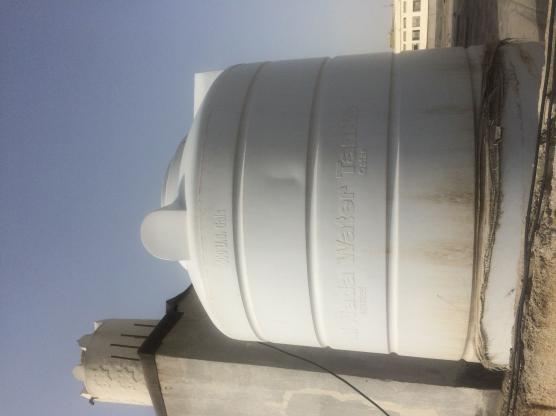 USED WATERTANK 400GALON FOR SALE