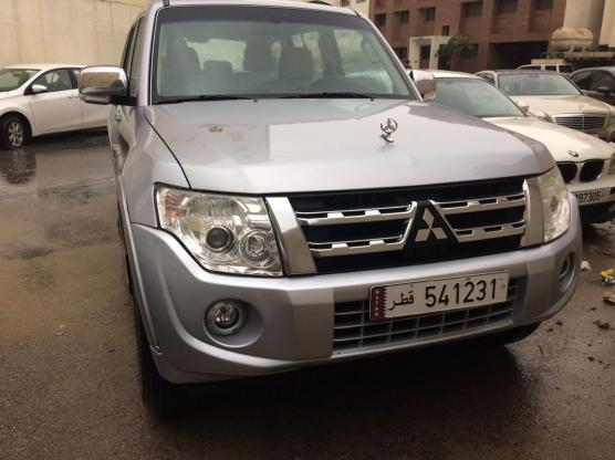 Pajero- 2013- for Sale