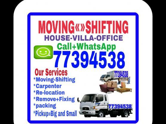 moving shifting furniture call whatsapp 77394538
