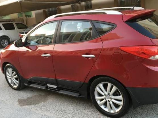 Hyundai Tucson 2010 Model