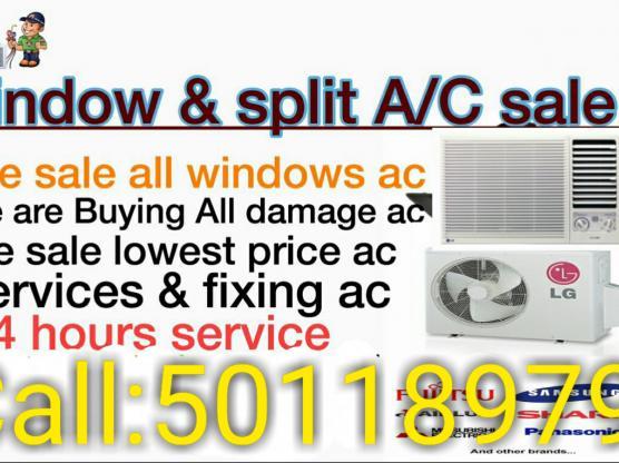 A/C Selling & Fixing Servicing Repair.Call5011