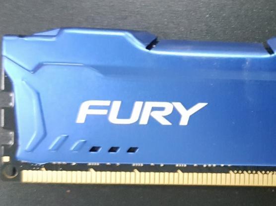 Kingston HyperX FURY 8GB DDR3 Used