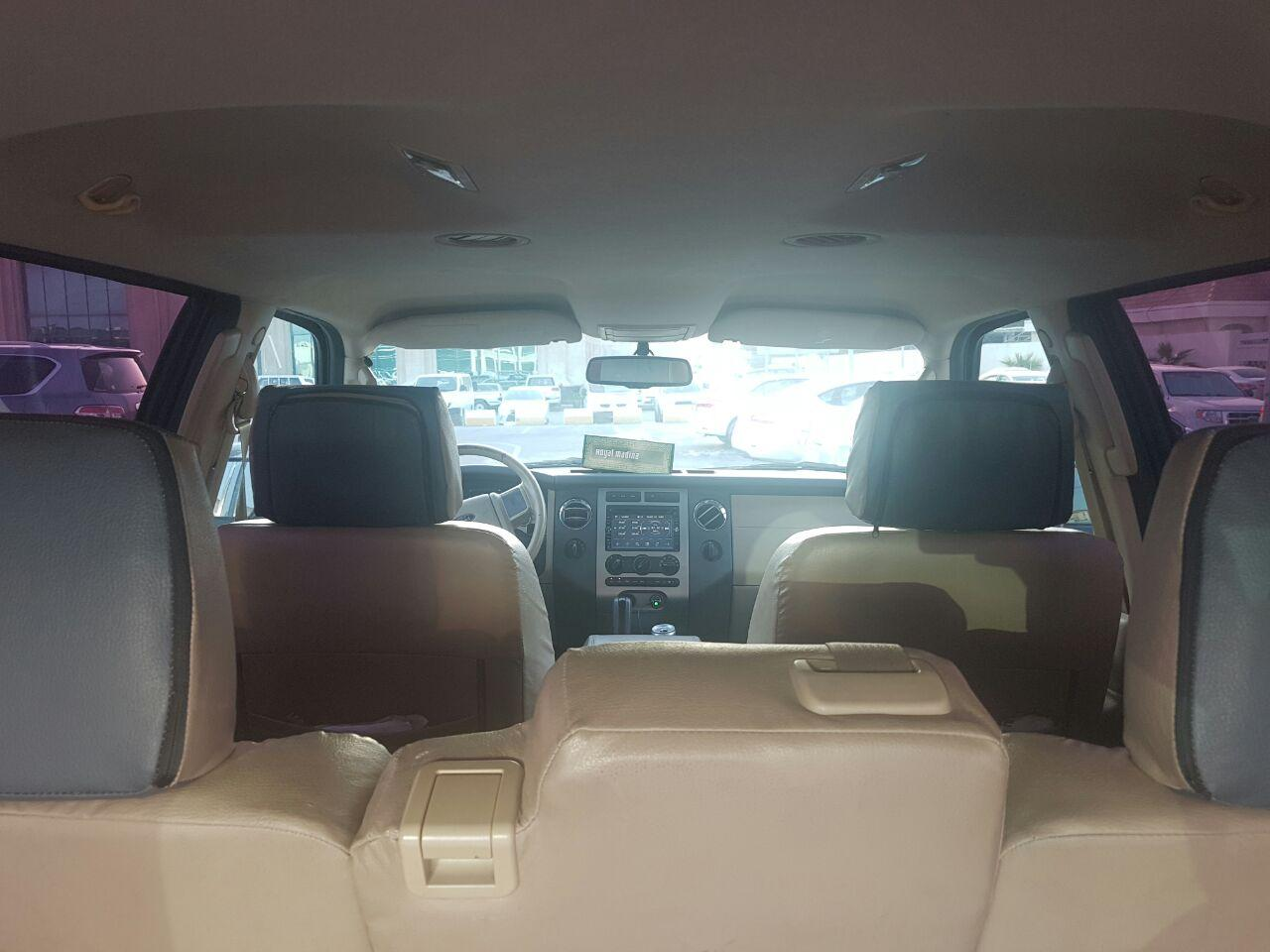 Ford Expedition 2008 Agency out on 2009