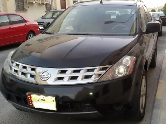I am selling my Nissan Murano 2008