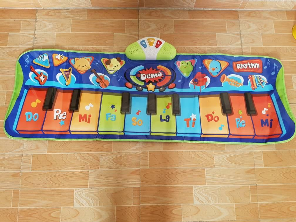 Musical play mat(new), Shape sorting toy
