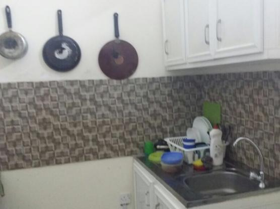 One bhk al Gharafa- semi furnished