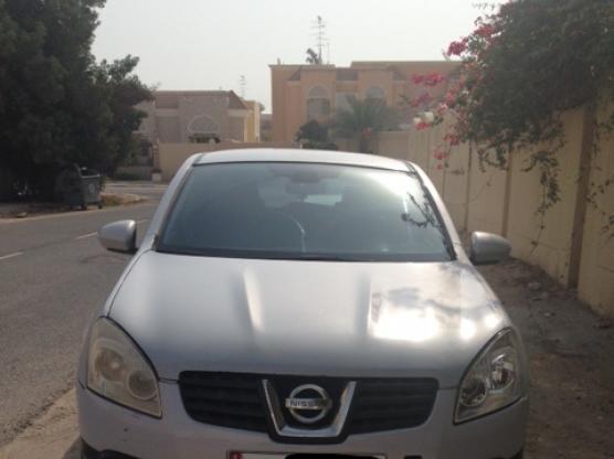 Full Option Nissan Qashqai for Sale