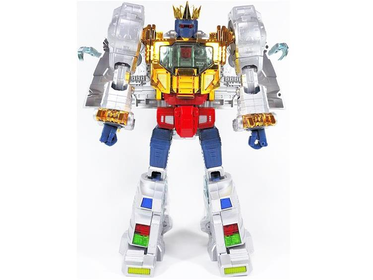 LIMITED EDITION MP-08X Masterpiece King Grimlock w
