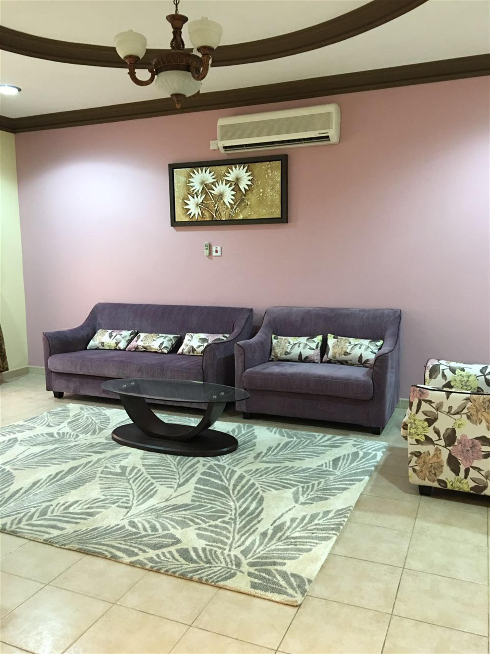 Spacious 4 Master's Bedroom in Al Hilal with