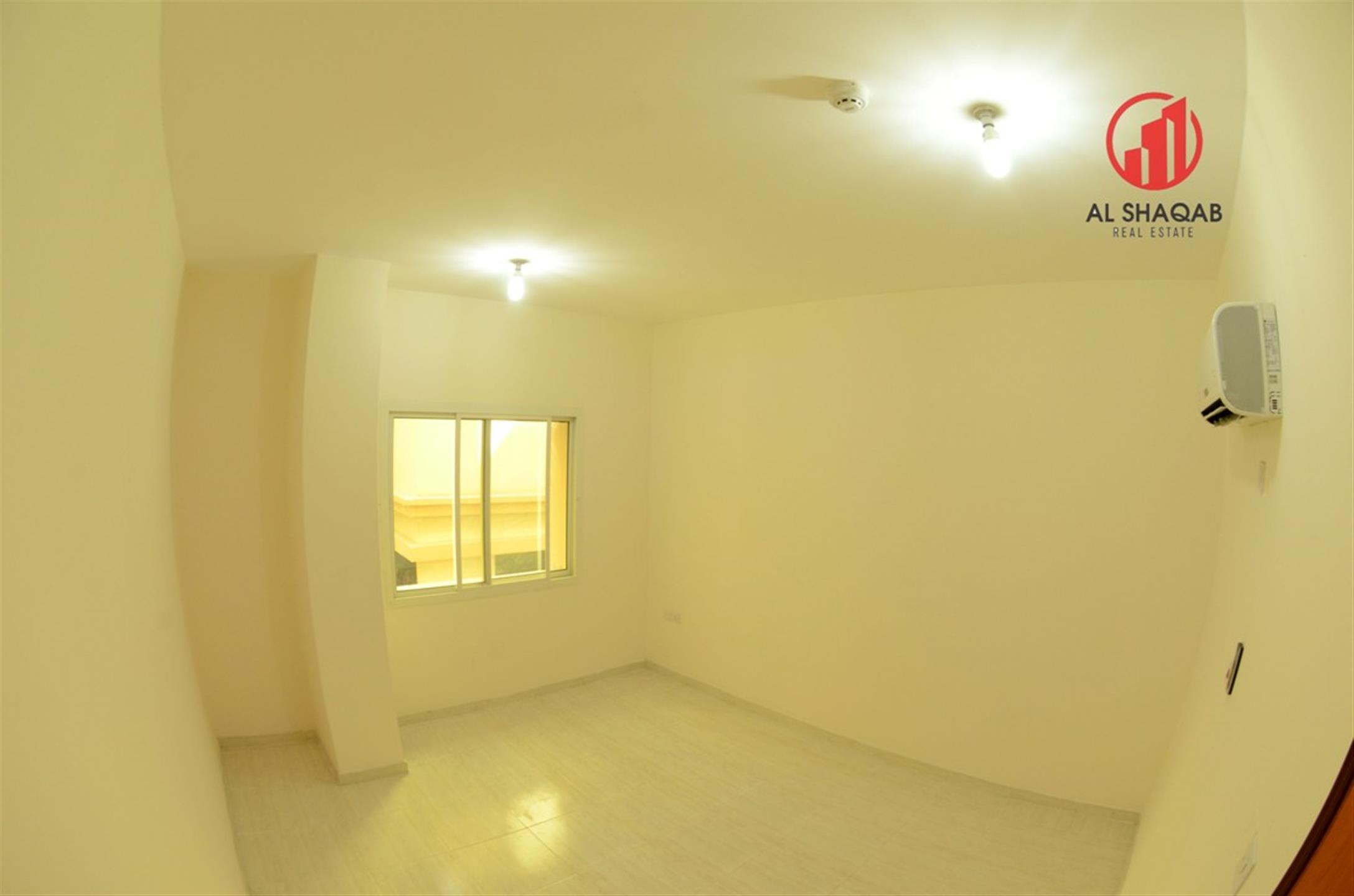 SPACIOUS UNFURNISHED 1-BHK FLATS FOR RENT IN UMM G