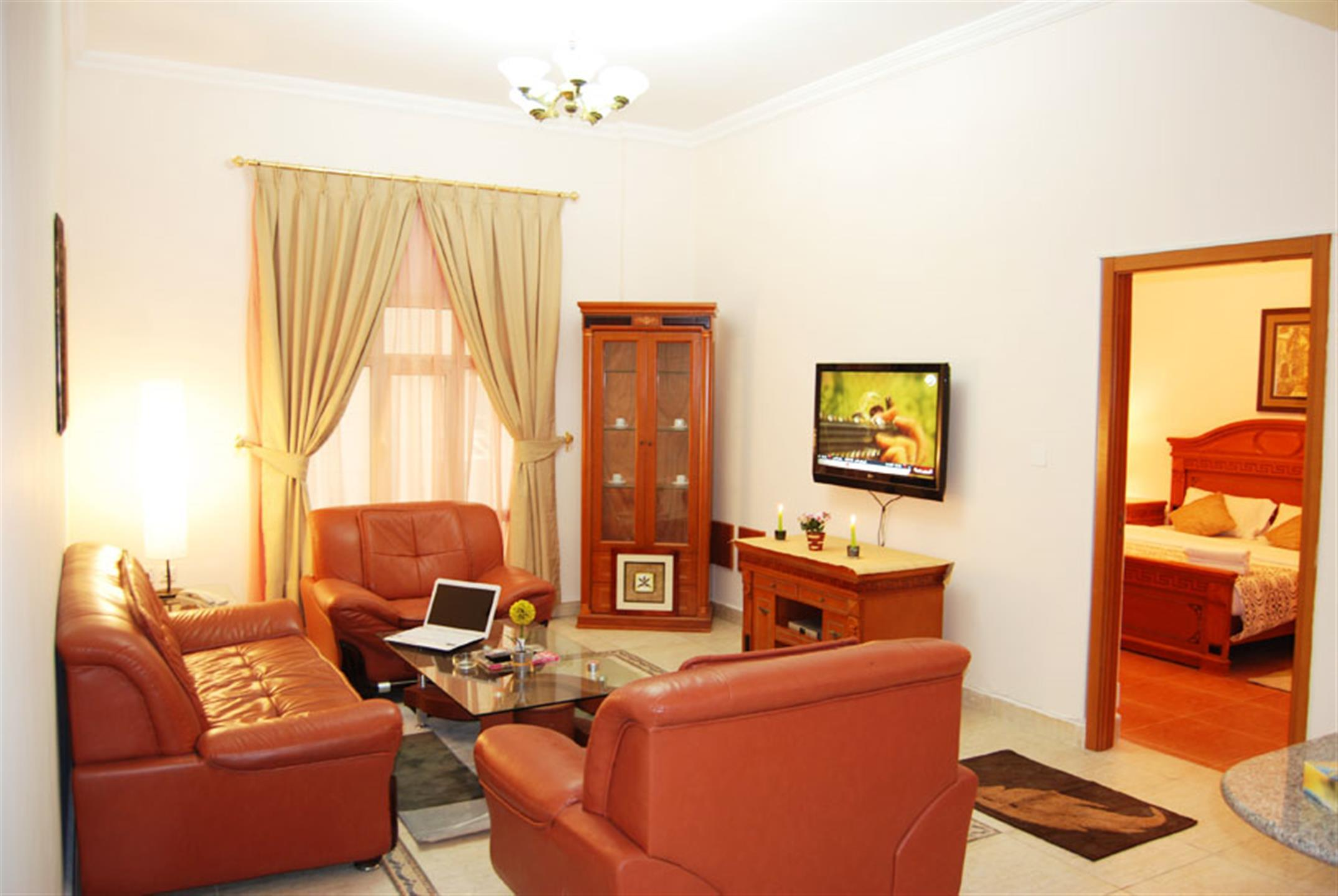 One Bedroom For Rent- Daily & Monthly