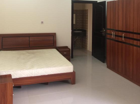 furnished 1 bhk at al khor behind lulu