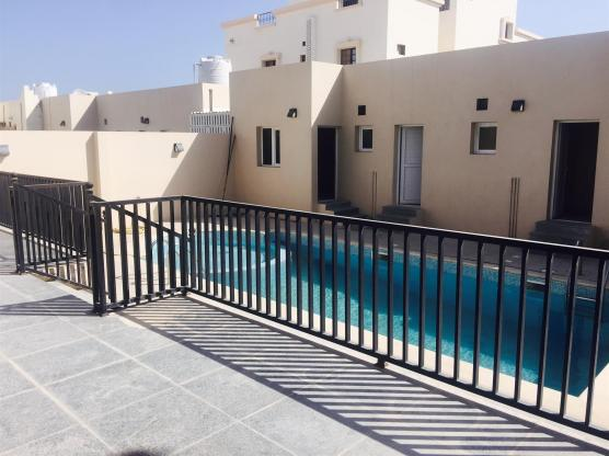 4 bedroom villa with swimming pool at al (al dakhe