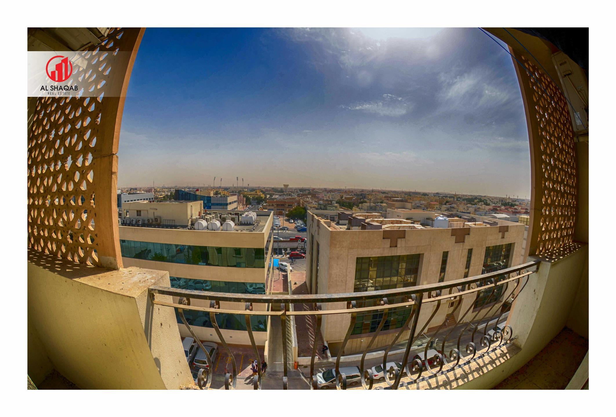 Spacious 3BHK Flats with Balcony C-ring Mansoura