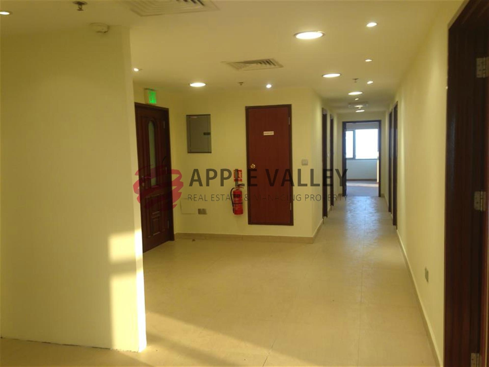 OFFICE SPACE IN AL SADD 250 SQMT,RENT 23,000 QR pr